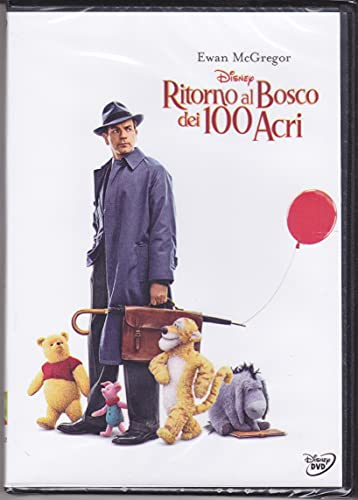 RITORNO AL BOSCO DEI 100 ACRI - WINNIE THE POO editoriale