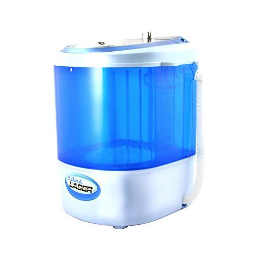 Aqua Laser Mini Lavatrice – Bucato fino a 2,5 KG - Con Timer – Salvaspazio e Compatta