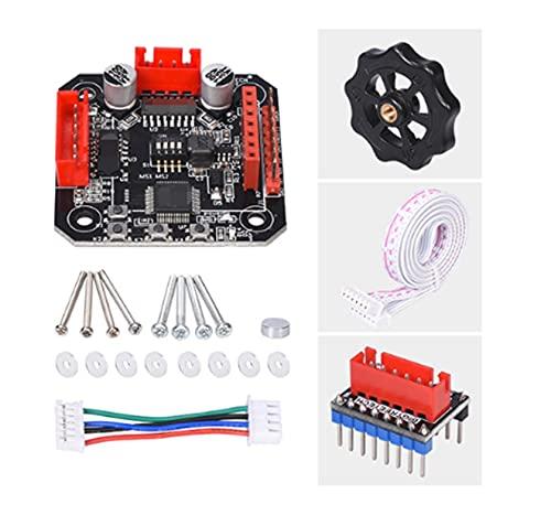 CML V1.1 Closed Loop Driver Control Board 42 Stepper Motor OLED 3D Printer Parts Fit For Ender 3 SKR V1.3/1.4 VS S42A (Color : Type 4)