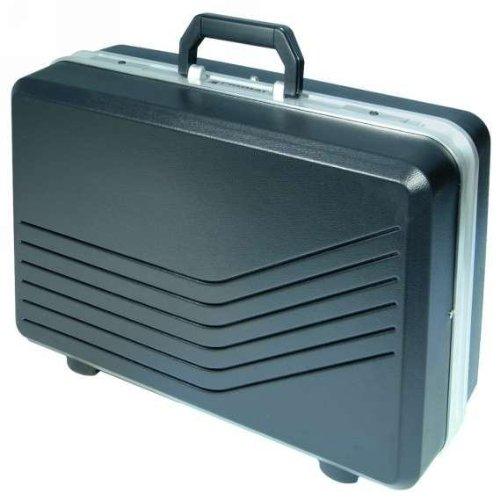 PROMAT 871746 Schalenkoffer ABS 460x310x165mm m.Alu.-Rahmen PROMAT schwarz