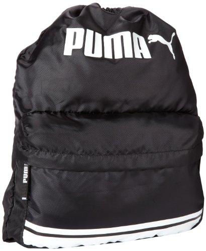PUMA Men's Archetype Carrysack Bag, Black, One Size