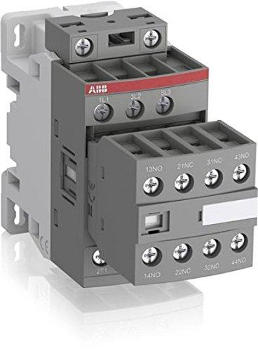 Abb-entrelec AF12 – 30 – 22 – 13 – Contacteur 3 pôles Bobine 100 – 250 V AC/DC