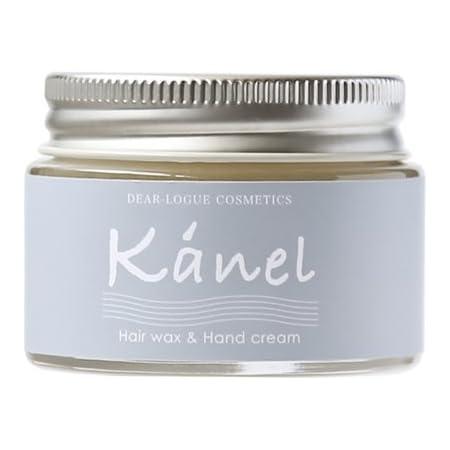 【人気&売上No,1!!】カネル(kanel) ヘアワックス&トリートメント 全身に使える オーガニックシアバター 48g