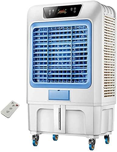 Climatización Enfriadores evaporativos El refrigerador de aire, acondicionador de aire industrial comercial evaporativo móvil, aire acondicionado refrigerado por agua frío, se puede utilizar como vent