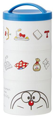 Doraemon X Hello Kitty Lunch Box 3 compartiments Lunch Box de transport Nourriture Bento Box (japan import)