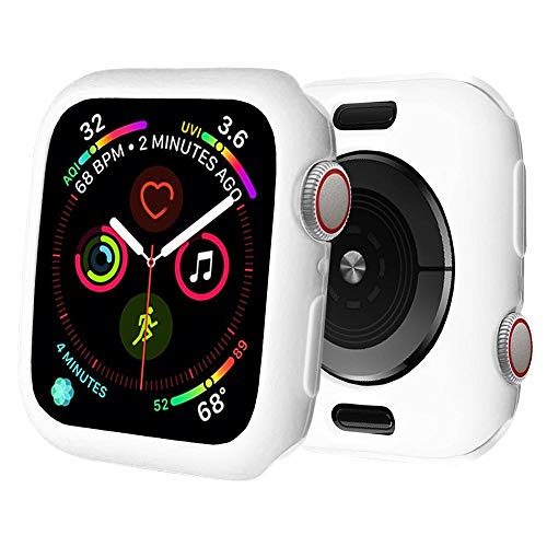 BOTOMALL for Apple Watch Case 38mm Series 3/2 Premium Soft Flexible TPU Thin Lightweight Protective Bumper...