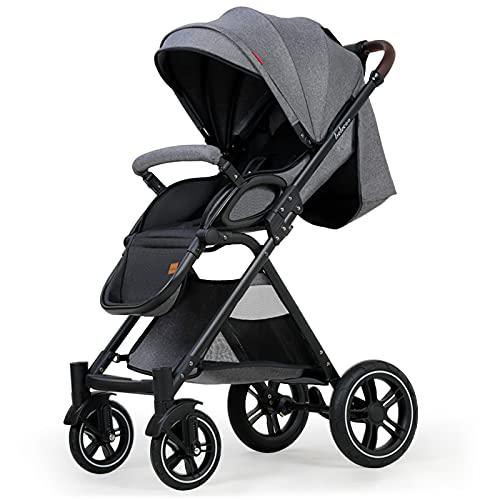 Belecoo Passeggino Leggero Pieghevole per Bebè e Bambini (6-36 Mesi), Posizione Nanna Fino a 15kg...