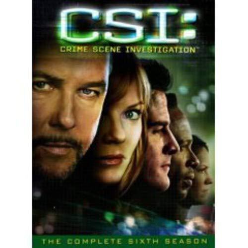 CSI: Portland Mall Crime Scene Season Free shipping anywhere in the nation 6 Investigation: