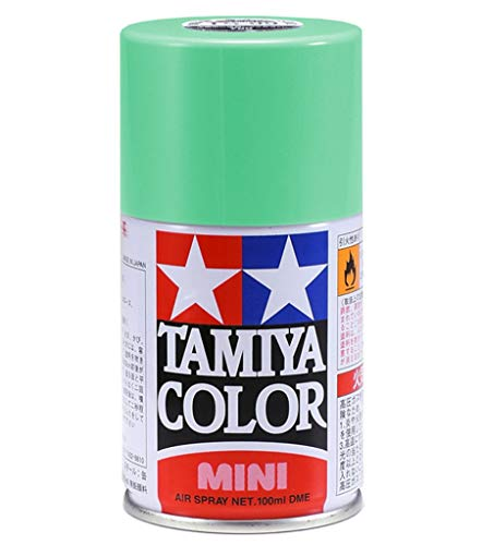 TAMIYA 85060 Spray Lacquer TS-60 Pearl Green - 100ml Spray Can