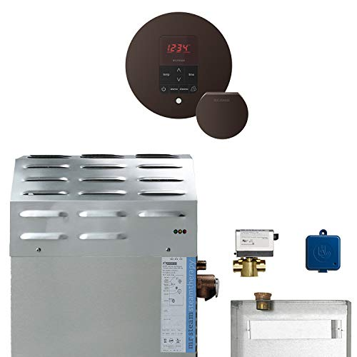 Lowest Prices! 12kW Steam Bath Generator with MSButler1RD Package in Oil Rubbed Bronze