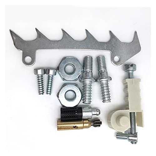 XINYE Wuxinye - Kit de bomba de aceite y filtro para tornillos STIHL 017 018 MS170 MS180 MS 170 180 piezas de motosierra 1120 664 1500 (tamaño : MS180)