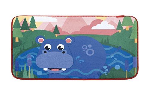 FISHER PRICE FP10178 Tapis de sol Fisher Price 45x75 cm Hippopotame 0, 200 kg