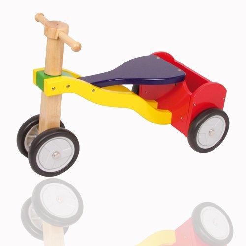 Legler enfants Tricycle Nils avec compartiment à bagages