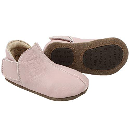 EN FANT Mädchen Adventure Slipper Krabbel- & Hausschuhe, Pink (Rose 10), 18 EU