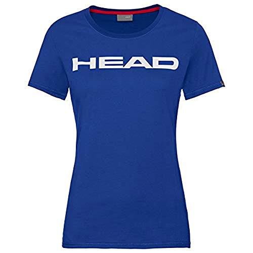 Head Club Lucy T-Shirt W Camiseta, Mujer, Blanco, M