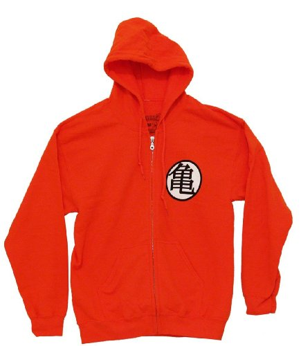 This hoodie is definitely Dragon Ball Z Gift Ideas goals.