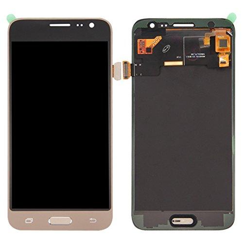 un known IPartsCompra for Samsung Galaxy J3 (2016) / J320 Pantalla LCD + Accesorio de ensamblaje del digitalizador de Pantalla táctil Mantenimiento (Size : Spa7284jl)