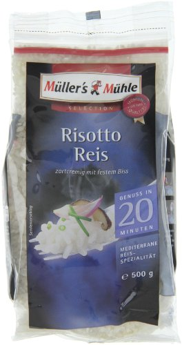 Müller's Mühle Risotto Zip, 6er Pack (6 x 500 g)