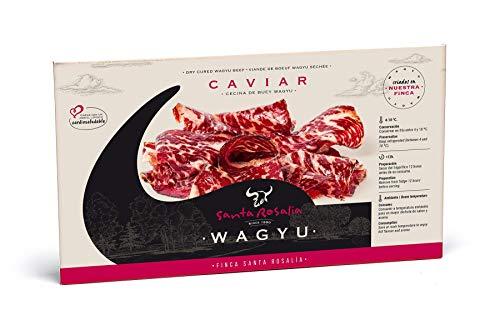 Cecina de Wagyu loncheada 90g