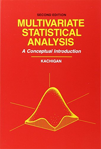 Multivariate Statistical Analysis: A Conceptual Introduction, 2nd Edition