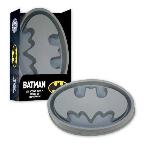 Silikonbackform Batman Logo