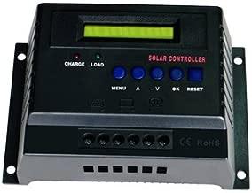 30-Amp 12-Volt/24-Volt Digital Solar Power Charge Controller