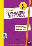 Carnet d'enseignement scientifique 1re/Tle