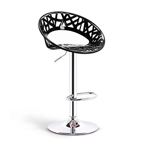 Schwarz und Chrom Swivel Bar Küche Frühstück Stühle Stuhl von Lavin Lifestyle LI Jing Shop (größe : Base diameter41cm)