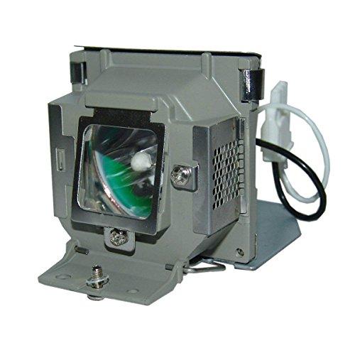 Supermait 5J.J0A05.001 Lámpara Bulbo Bombilla de repuesto para proyector con carcasa Compatible con BENQ MP515 / MP525 / MP515S / MP525ST / MP526 / MP515ST 5JJ0A05001 Bombilla proyector