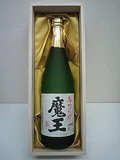 [ギフト] 魔王 芋焼酎 桐箱入り 25度 720ml