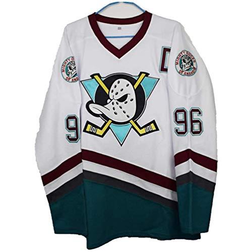 Herren Sweatshirts Eishockey Trikots NHL atmungsaktiv T-Shirt # 96 Conway M.D,M