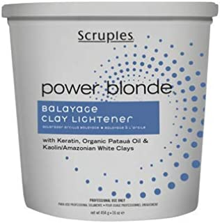 Scruples Balayage Power Bonde Clay Lightener - 16oz