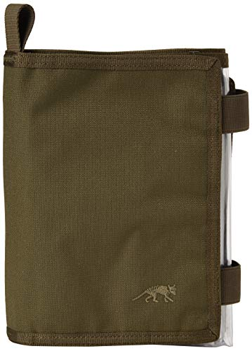Tasmanian Tiger TT Map Case Large Organizer und Karten-Tasche L, Olive, 20 x 19 x 2 cm