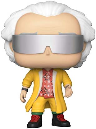 Funko Pop Movies Back to The Future Doc 2015 product image