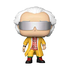 Funko Pop! Movies: Back to The Future - Doc 2015 - 41dUE6 Ie6L - Funko Pop! Movies: Back to The Future – Doc 2015