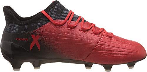 adidas X 16.1 FG, Herren Fußballschuhe, Rot (Rosso Rojo/ftwbla/negbas), 41 1/3 EU (7.5 UK)