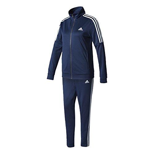 adidas - Fitness-Trainingsanzüge für Damen in blau (Maruni / Azusen), Größe L/S
