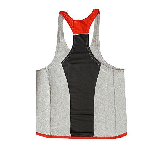 Athletic lässig Tank top,T-Shirt Unterhemden, Ärmellos Weste, Muskelshirt,Fitness Shirt