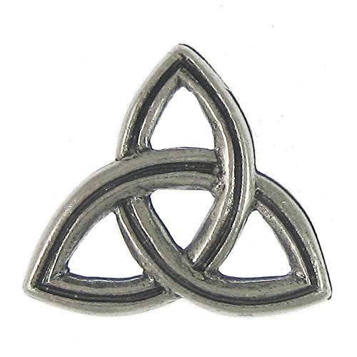 Jim Clift Design Celtic Knot Lapel Pin - 1 Count