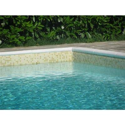 Sandfarbene Pool-Mosaik 23 €/M2