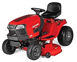 Craftsman T135 Riding Lawnmower review