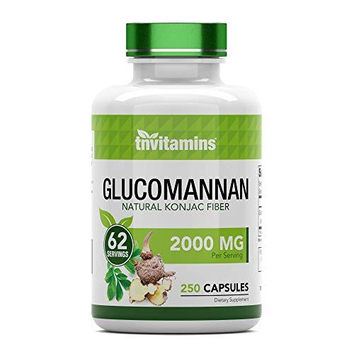 TNVitamins Glucomannan
