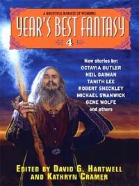 Year's Best Fantasy 4 (Year's Best Fantasy Series) by [David G. Hartwell, Kathryn Cramer]