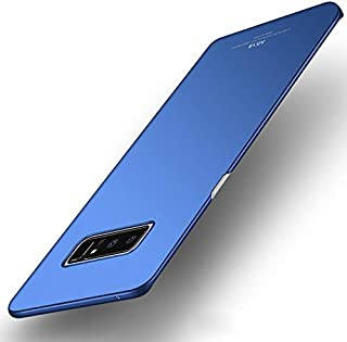 Samsung Galaxy Note 8 - All-inclusive Tpu hard cover phone shell slim Matte anti fall case Blue