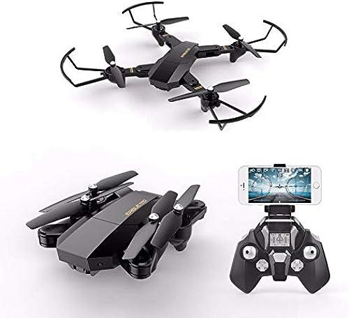 ERKEJI Drohne Schwerkraft Induktion Remote Faltung Vier-Achs Flugzeuge pneumatische Feste H  Spielzeug Flugzeug 1080p Aerial Photo Real-Time übertragung WiFi FPV VR