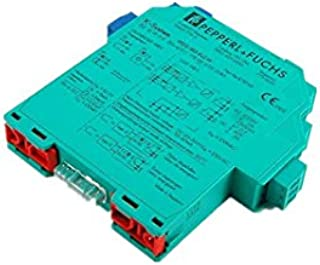 Isolated Switch Amplifier, KFD2 Series, 2 Channel, Digital Input, Relay Output, 24 Vdc