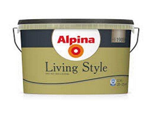 Alpina Living Style, 2,5 Liter, elegant green, matt