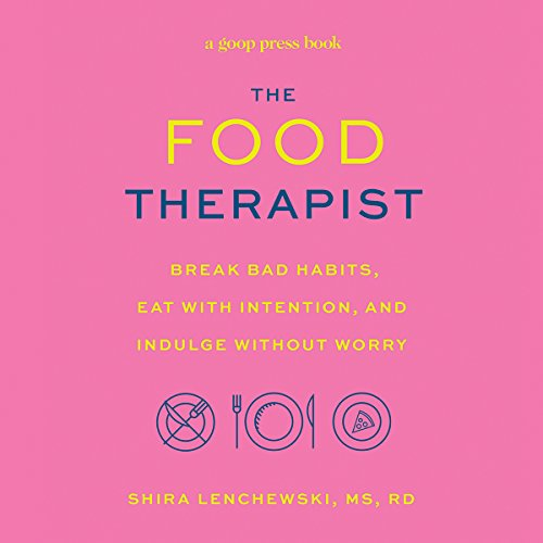 The Food Therapist cover art