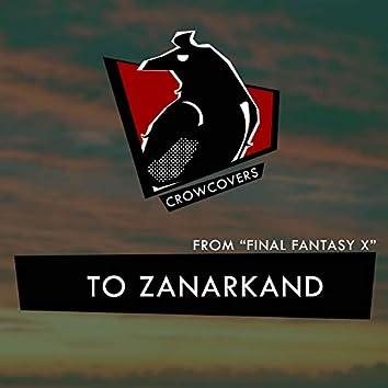 "To Zanarkand (From ""Final Fantasy X"") [Chill Lofi Piano Version]"