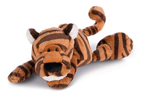 NICI 43908 Tiger Balikou 20cm liegend, Braun